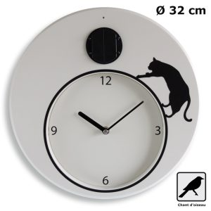 Zozio clock Ø32cm - AIC International