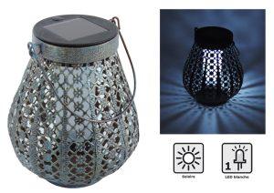 Lanterne Casablanca BronzeVert - AIC International