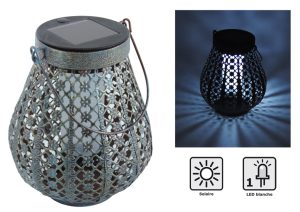Green tan lantern Casablanca - AIC International