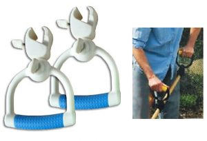 Set of 2 ergonomic handles - AIC International