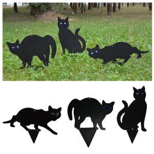 3 black cat frighteners - AIC International