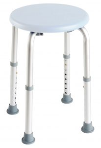 Tabouret de douche ajustable - AIC International