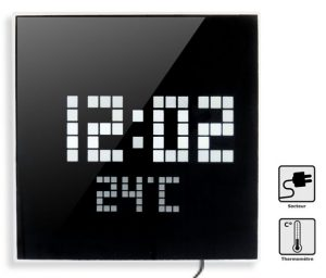 LED clock PICOT - AIC International