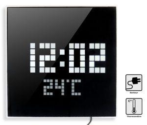 LED clock PICOT - AIC International