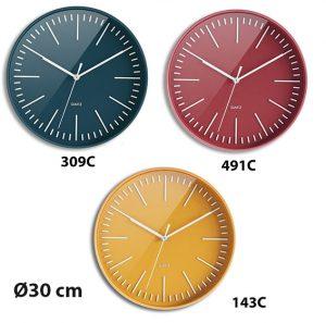 Horloge Atoll 30cm