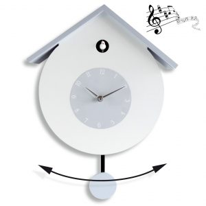 Foudi clock with melody - AIC International