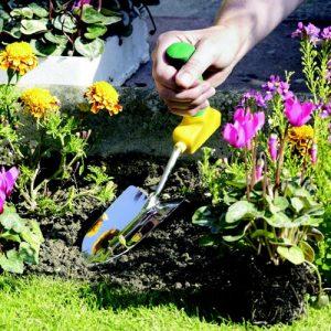 Plantoir ergonomique