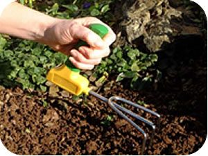 Griffe jardinage ergonomique - AIC International