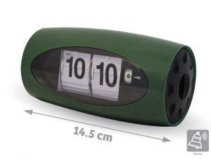 Flip flap alarm clock Happy - AIC International