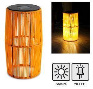 Lanterne solaire Scoubidou ORG - AIC International