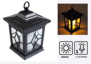 Lanterne lumineuse solaire - AIC International