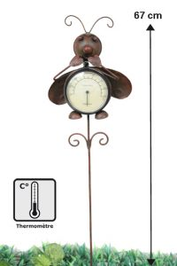 Déco thermomètre Mariquita - AIC International