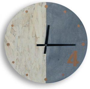 Horloge Bi-ton Ø40cm - AIC International