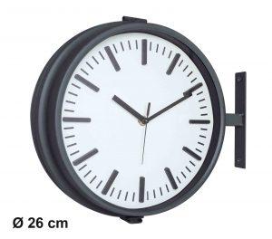 Horloge Harvey Double face Ø26 - AIC International