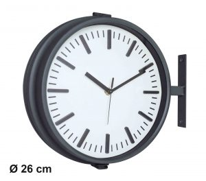 Horloge Harvey Double face Ø26 - AIC International