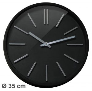 Horloge Goma silence Ø35 cm - AIC International