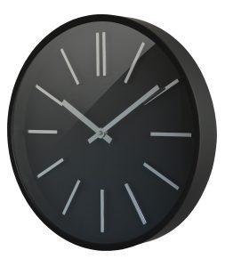 Silent Goma Clock Ø35 cm