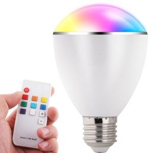 Ampoule LED Diffuse Color - AIC International