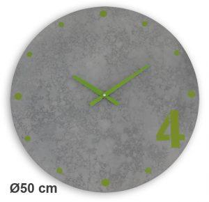 Horloge Moon Ø50 cm - AIC International