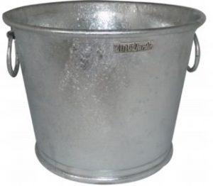 Bac à planter Zinc N°5 – 110L - AIC International