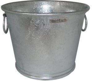 Bac à planter Zinc N°5 – 110L