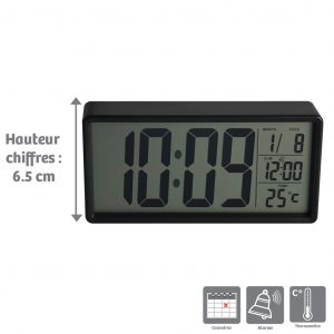 Digital RC clock Kolos - AIC International