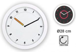 Horloge ultra fine Svelt Ø28 - AIC International