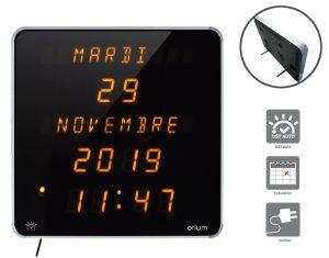 Horloge Ephéméris Jaune DST - AIC International