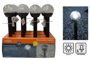Borne solaire craquelée Sing - AIC International