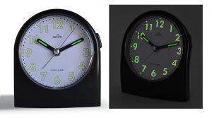 Silent quartz alarm clock - AIC International