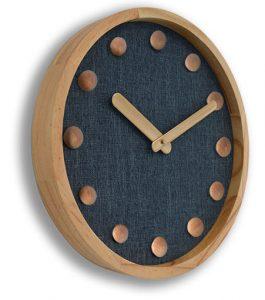 Horloge Cosy silencieuse Ø35cm