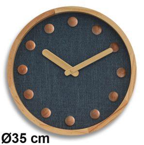 Horloge Cosy silencieuse Ø35cm - AIC International