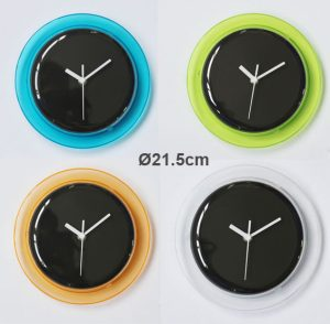 Horloge Color Ø21.5cm - AIC International