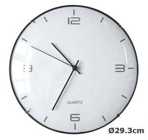 Horloge Eleganta Silent Ø29 bl - AIC International