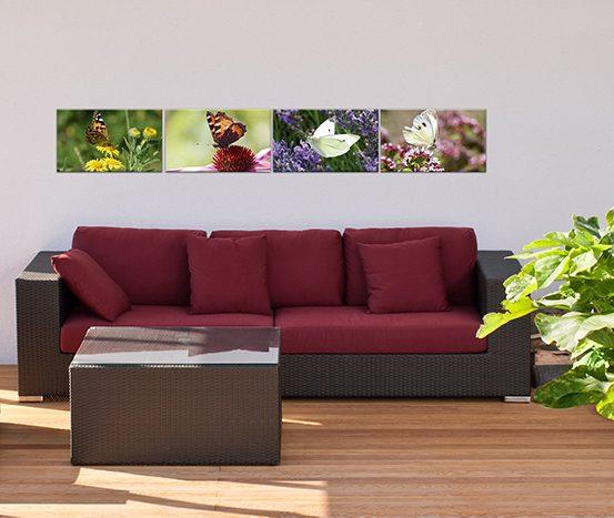 toile ext rieure 30 40cm aic international. Black Bedroom Furniture Sets. Home Design Ideas