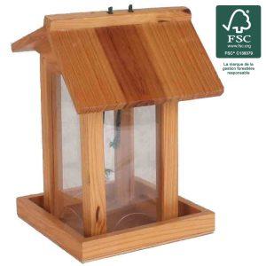 Bird feeders Marouette FSC® certified 100% - AIC International