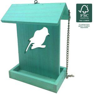 Bird feeders Ara FSC® certified 100% - AIC International