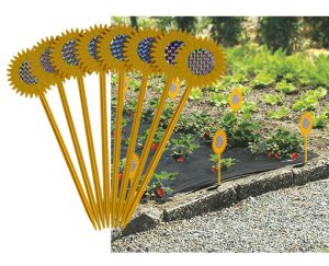 Lot de 8 tournesols répulsifs - AIC International