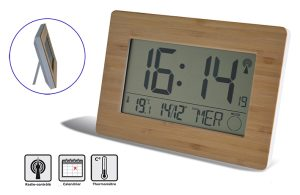 Horloge RC digitale Eco - AIC International