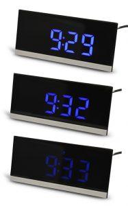 Réveil RC à LED Bisbee