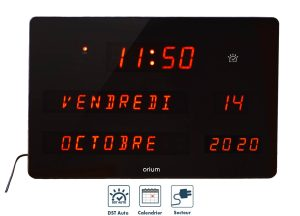 Horloge calendrier Imera - AIC International