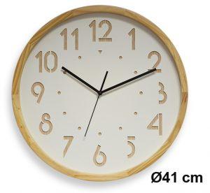Horloge silencieuse Oslo Ø41cm - AIC International