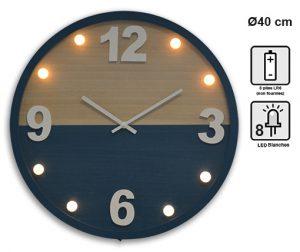 Horloge Lumia Ø40cm - AIC International