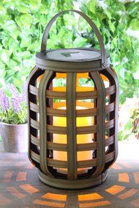Lanterne solaire Groove 32cm - AIC International