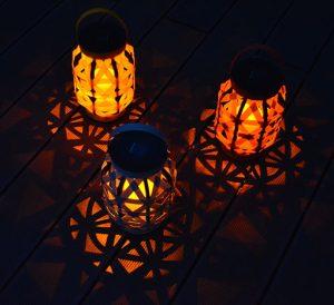Lanterne solaire Serena