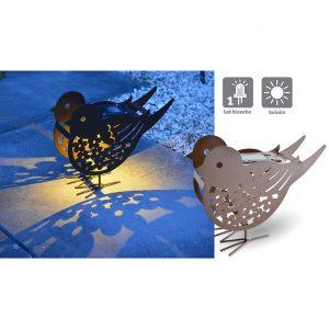 Déco solaire Titi l'oiseau - AIC International