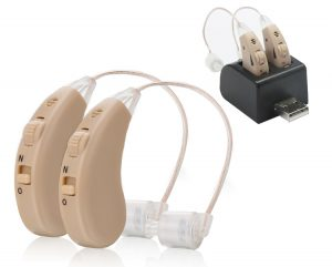 Set of Rechargeable Amplifiers - AIC International