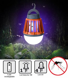 Mosquito Killer Bulb Nomadis - AIC International
