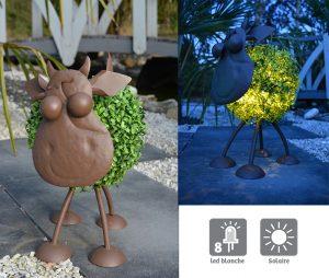 Solar decoration Baboso - AIC International