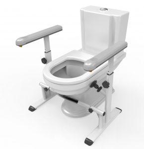 Rail toilettes Réglable Modulo - AIC International